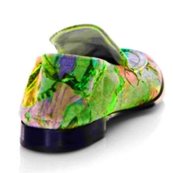 Rag & Bone Alix Convertible Floral Loafer Shoes 36.5 / Floral Rag & Bone flats Loafers over-500 Rag & Bone Alix Loafers Rag & Bone Loafers Rag & Bone Shoes shoes size-37 size-38 size-39 size-39-5 $450.00 GordonStuart.com