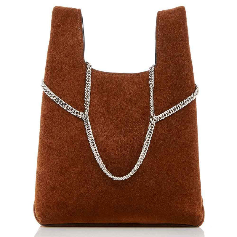 Rag & Bone Atlas Suede Shoulder Bag