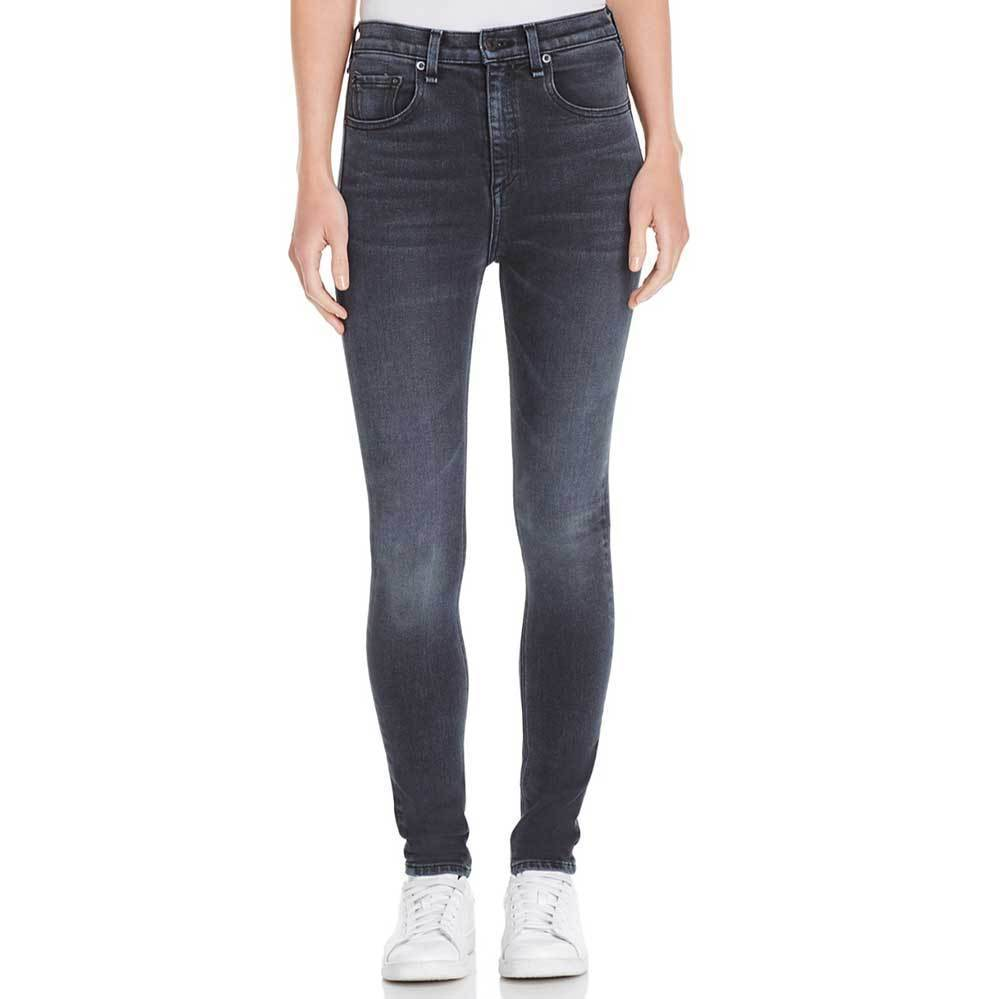Rag & Bone/JEAN Wallflower High Rise Skinny Jeans Jeans Rag & Bone