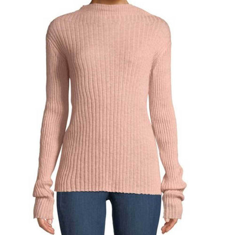 Rag & Bone Sweater M / Peach Rag & Bone Donna Turtleneck Sweater