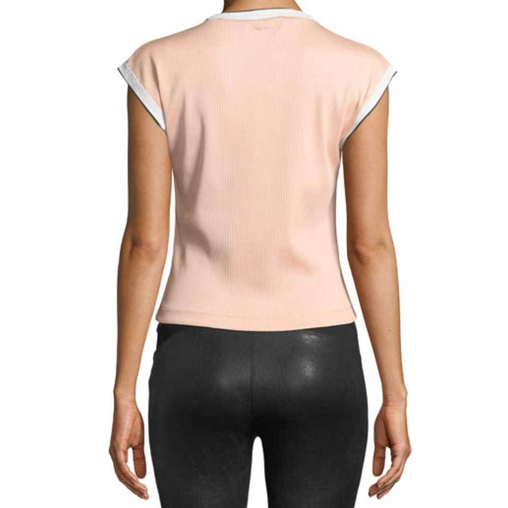Rag & Bone Watt Pink Top tops Rag & Bone