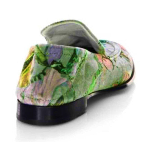 Rag & Bone Alix Floral Loafer Shoes 36.5 / Floral Rag & Bone flats Loafers over-500 Rag & Bone Alix Loafers Rag & Bone Loafers Rag & Bone Shoes shoes size-37 size-38 size-39 size-39-5 $450.00 GordonStuart.com