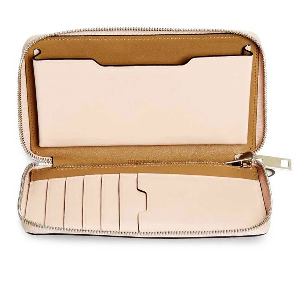 Rag & Bone Leather Rose Dust  Smartphone Wallet Handbag Handbag / O/S / Rose Dust Rag & Bone Clutch Fashion Trending handbag Iphone Carrier Case Phone Wallet Purse Rag & Bone Rag and Bone Rose Dust Smart Phone Wallet Wallet $275.00 GordonStuart.com