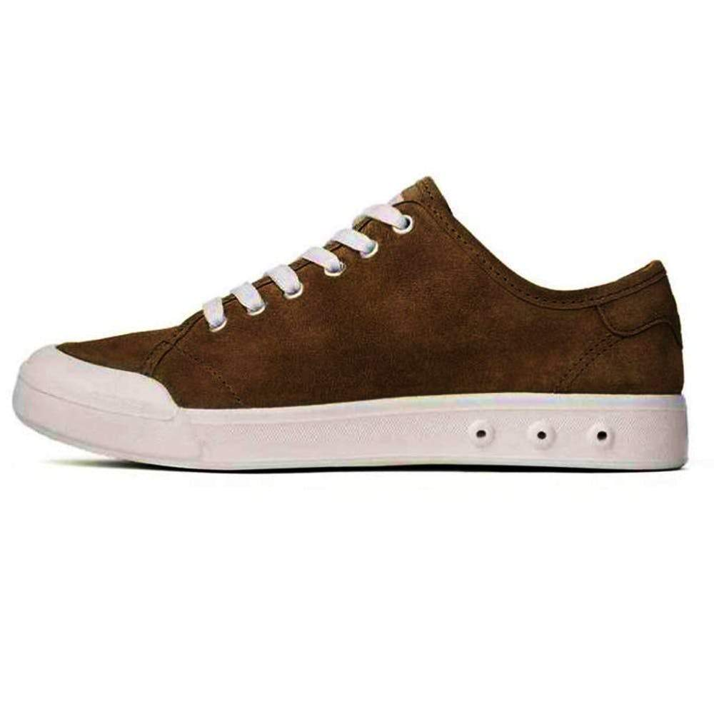 Rag & Bone Standard Issue Stone Suede Lace Up Sneaker Shoes 37 / Stone Suede Rag & Bone Fashion Lace-up Rag & Bone Rag and Bone Sale Sneakers Standard Lace Up Sneakers Stone Suede Tennis Shoes $112.50 GordonStuart.com