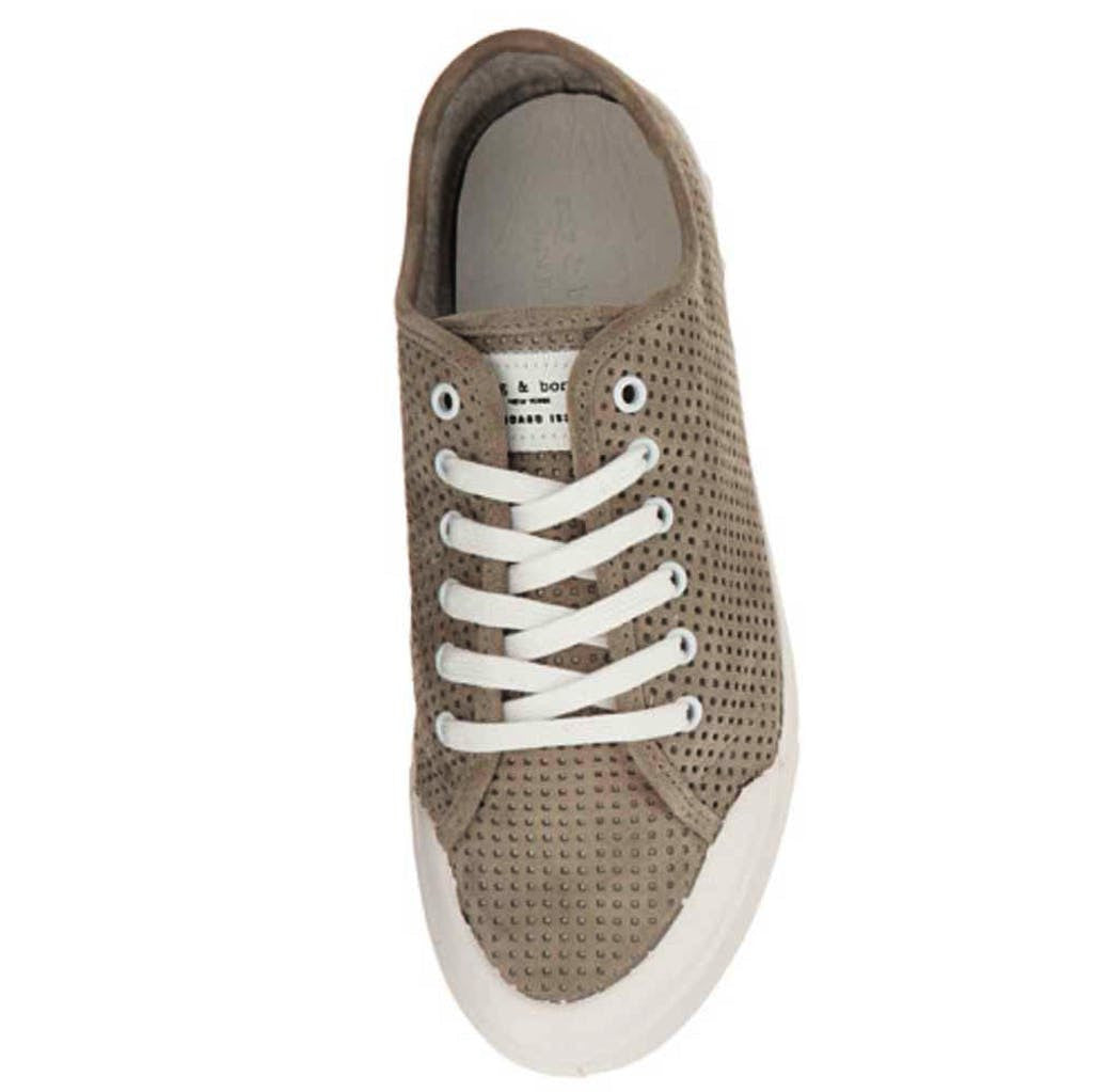 Rag & Bone Standard Issue Stucco Perforated Suede Lace Up Sneaker Shoes 37 / Cemeto Suede Rag & Bone Fashion Lace-up Rag & Bone Rag and Bone Sneakers Spring Fashion Standard Lace Up Sneakers Stucco Perforated Summer Fashion Tennis Shoes $225.00 GordonStuart.com