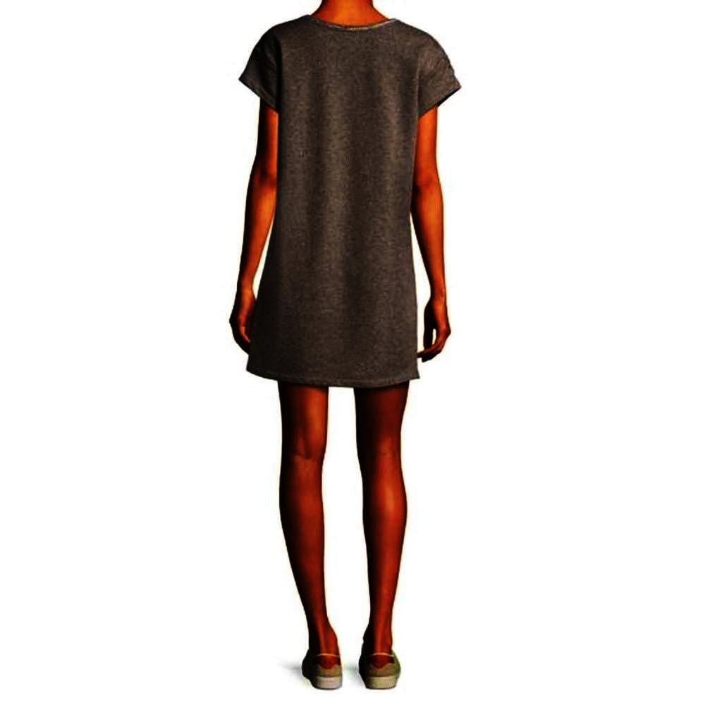 Rag & Bone/JEAN Eyelet Tee Dress Dress S / Heather Grey Rag & Bone 300-500 dress Rag & Bone Rag and Bone Rag and Bone Jeans Collection Shirt Dress Short Sleeve Dress Spring Fashion Spring Style $135.00 GordonStuart.com