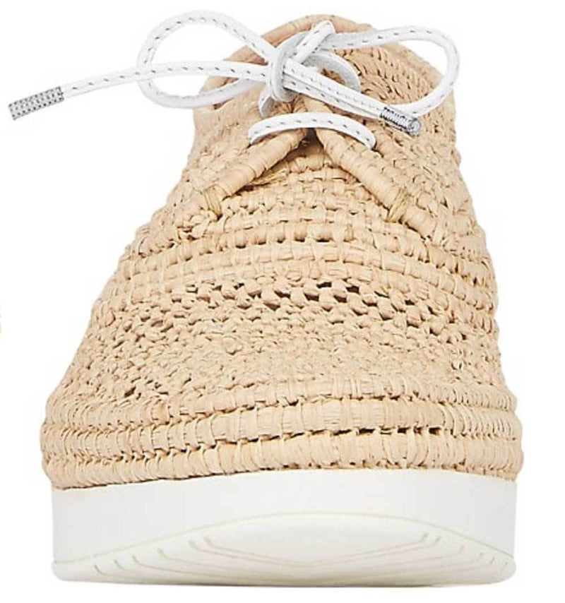 Robert Clergerie Vicoleo Raffia Wedge Shoes Robert Clergerie
