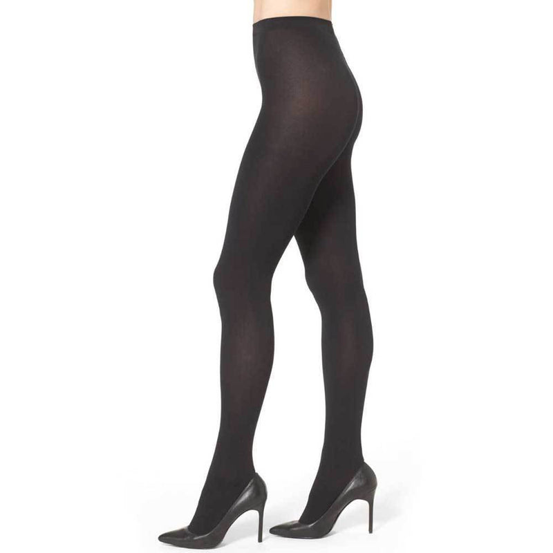 Wolford Matte Opaque 80 Black Tights Hosiery Wolford