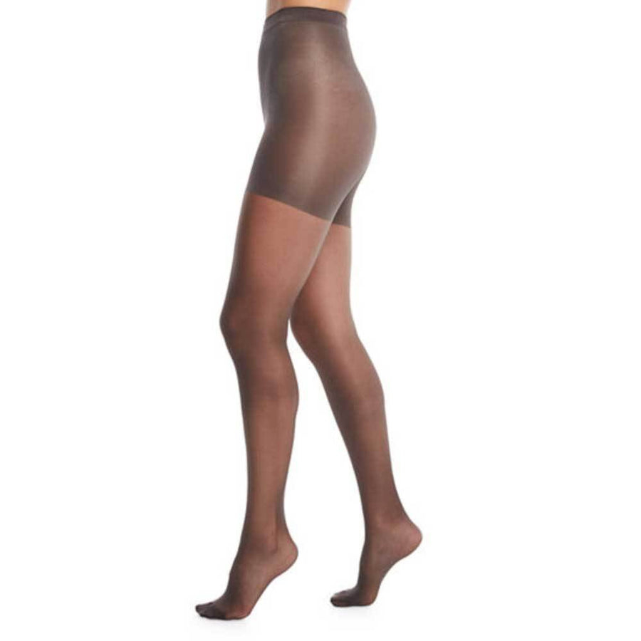 b5e80f873d087 Wolford Individual 10 Nearly Black Control Top Pantyhose
