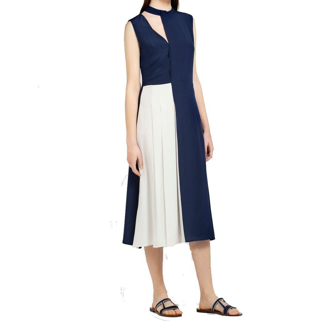 Zeus + Dione Alea Navy Dress Dress Zeus Dione