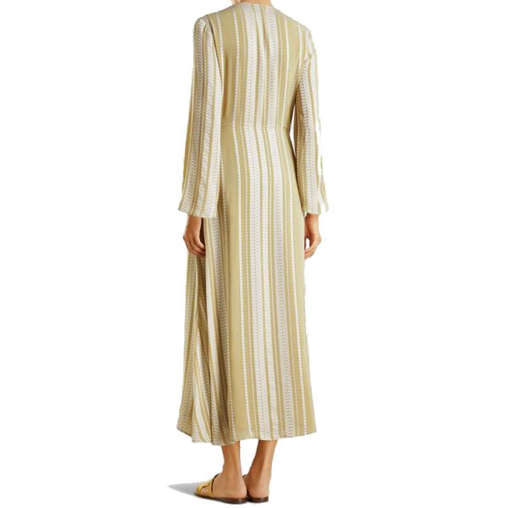Zeus + Dione Ithake Long Sleeve Maxi Dress Dress Zeus Dione