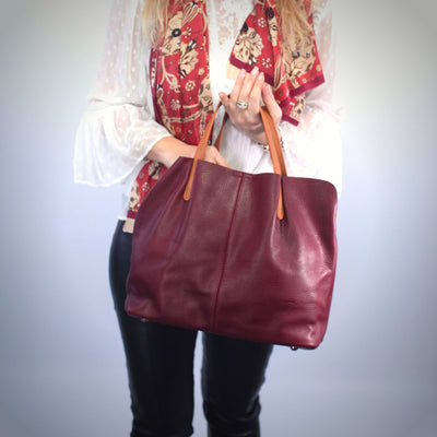 Lusso Ozzell Tote