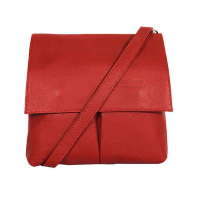 Pia Italian Leather Shoulder Bag - Lusso Borsetta