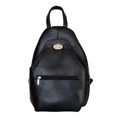 Vegata Soft Leather Backpack - Lusso Borsetta