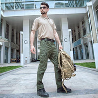 【Free Shipping】IX9 Men's Lightweight Tactical Pant 70% OFF