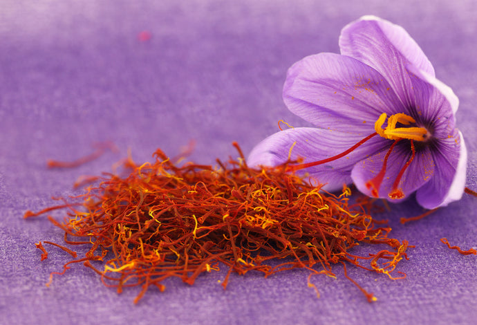 Crocin and Saffron Are Good for Age-Related Eye Diseases