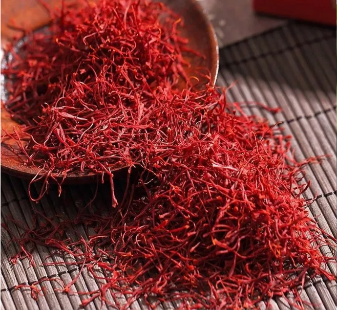 Differentiate saffron, crocin and their supplements for health benefits