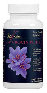 CROCIN RICH II - Men & Women's Health- for 2 months