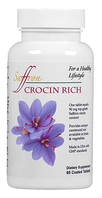 CROCIN RICH - Vision & Eye Health - for 2 months