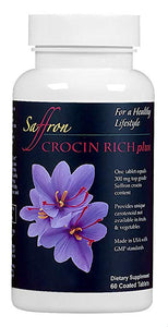 CROCIN RICH plus - Memory & Brain Health - for 2 months