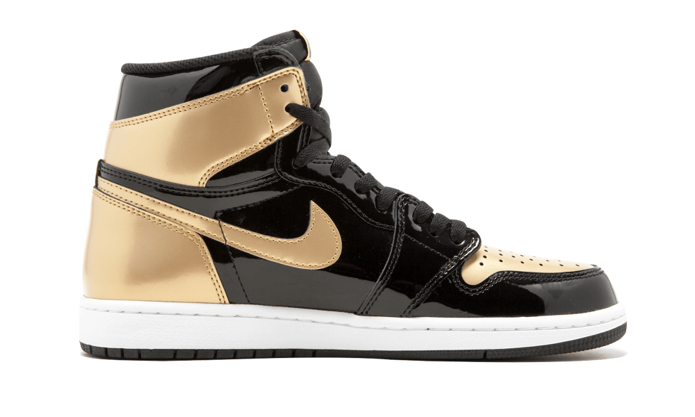 2a4eb598263871 Air Jordan 1 Retro High OG NRG Gold Toe - Vehut Store