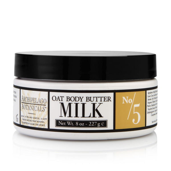 Oat Body Butter Milk