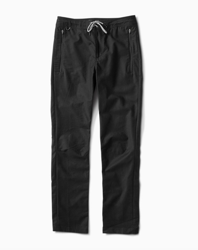 LAYOVER PANT-BLACK