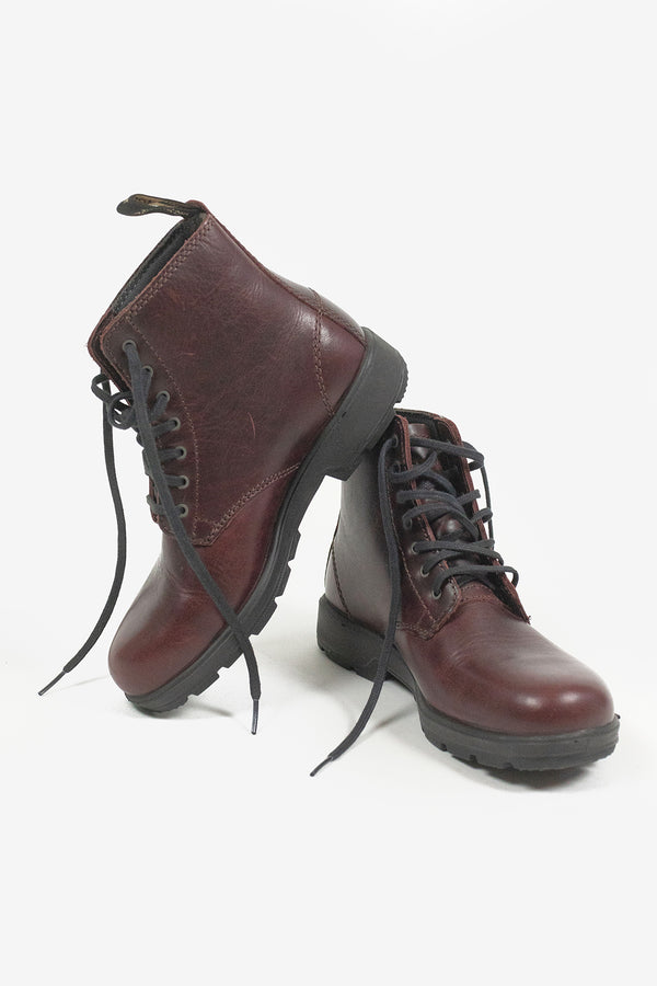 #1357 Lace-Up Boot