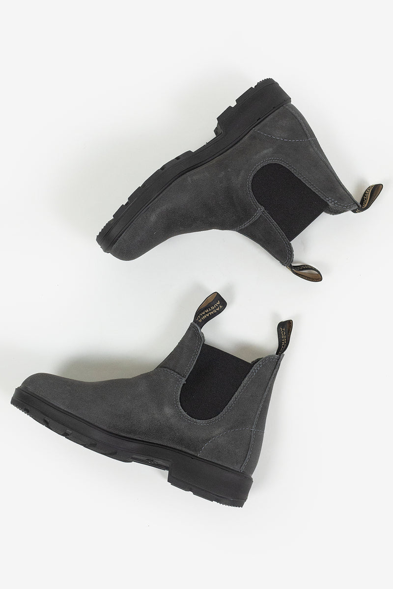 #1910 Suede Boot