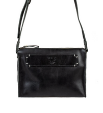 Load image into Gallery viewer, Simple Crossbody- Black