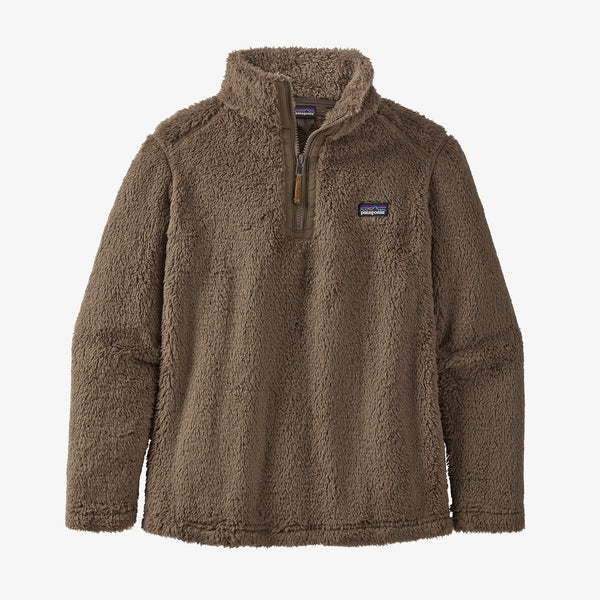 Patagonia Boys' Los Gatos 1/4-Zip Fleece