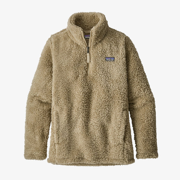 Patagonia Girl's Los Gatos 1/4-Zip