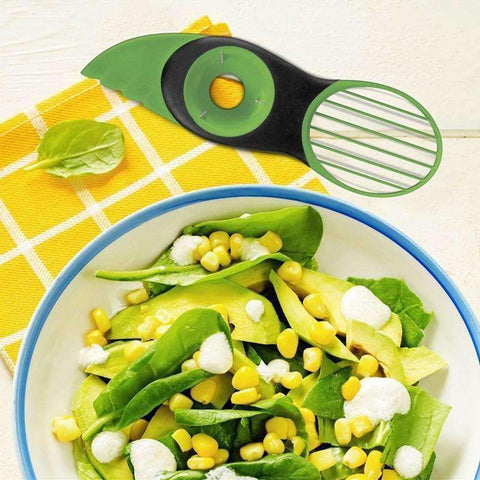 Image of 3-in-1 Avocado Slicer-Kitchenware-InCrate.store