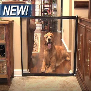 Portable Dog Gate Safe Guard Protection