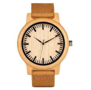 Simply Simple Wooden Watch