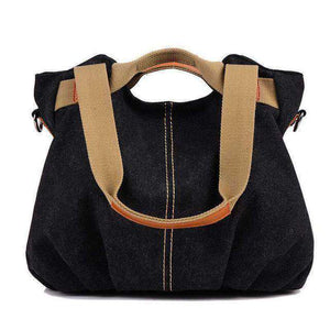 Stylish Women Canvas Handbag