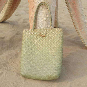 Women Straw Woven Tote