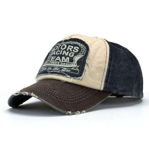 Motors Racing Team Cap-Caps-B-InCrate.store