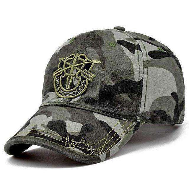 Army Camo Cap-Caps-Camouflage-InCrate.store