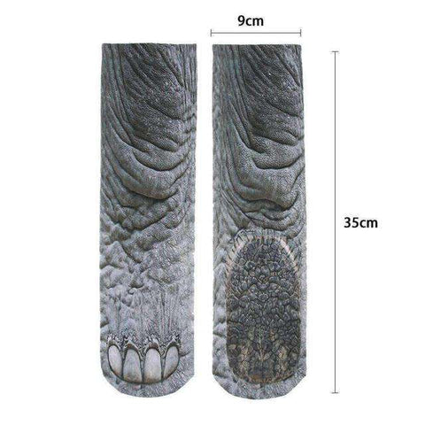 Animal Paw Socks-Cosplay-9-InCrate.store