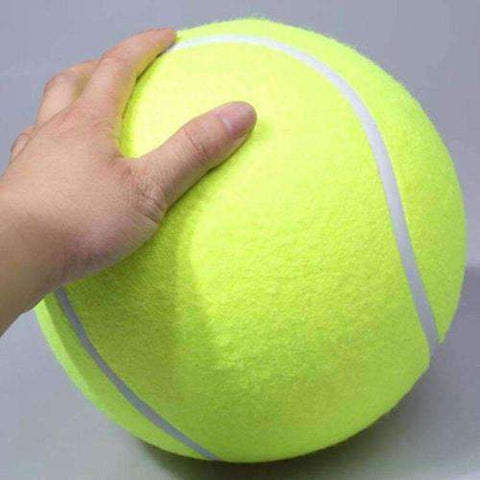 Image of Giant Tennis Ball-Pet Supplies-InCrate.store
