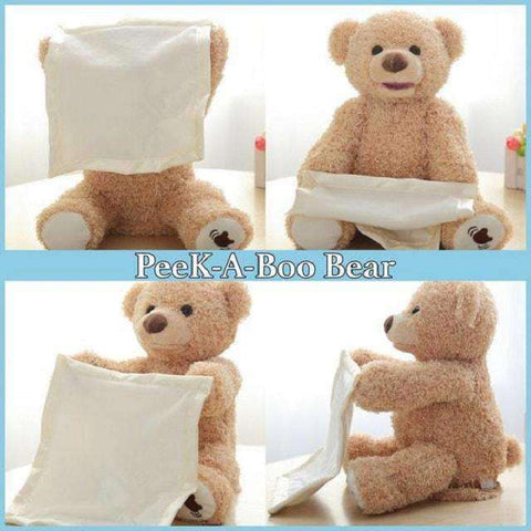 Image of Peek-A-Boo Bear-Gift Ideas-Peek-A-Boo Bear-InCrate.store