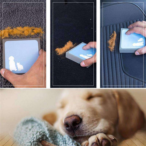 Pet Hair Cleaning Brush-Pet Supplies-InCrate.store