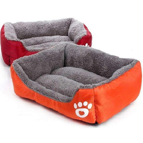 Paw Pet Sofa-Pet Supplies-Wine red-S 42x32cm-InCrate.store
