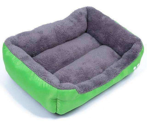 Paw Pet Sofa-Pet Supplies-Green-S 42x32cm-InCrate.store