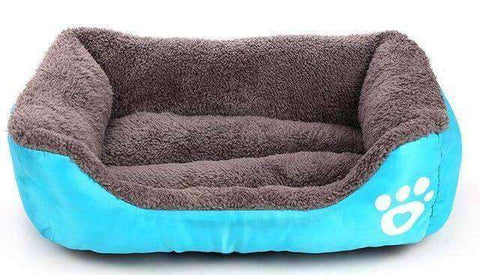 Paw Pet Sofa-Pet Supplies-Blue-S 42x32cm-InCrate.store