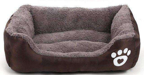 Paw Pet Sofa-Pet Supplies-Coffce-S 42x32cm-InCrate.store