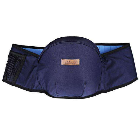 Baby Carrier Waist Stool-Babies & Kids-Dark Blue-OneSize-InCrate.store