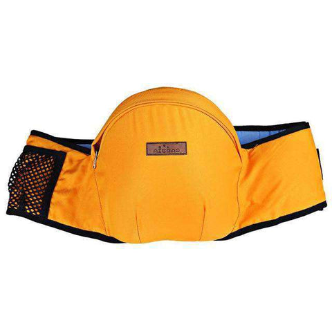 Baby Carrier Waist Stool-Babies & Kids-Orange-OneSize-InCrate.store