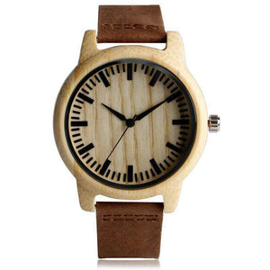 Luxurious Wooden Watch